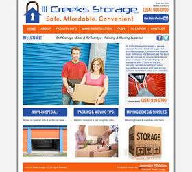 III Creeks Storage - Belton, Texas