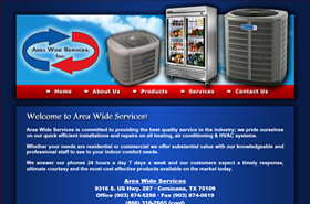 Area Wide Services, Inc - Corsicana, Texas
