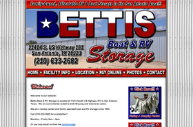 Bettis Boat & RV Storage