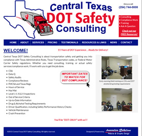 Central Texas DOT Safety Consulting - Waco, Texas