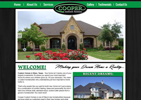 Cooper Custom Homes - Waco, Texas