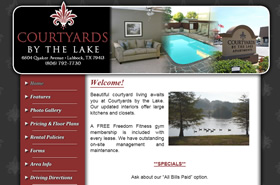Courtyards by the Lake Apartments