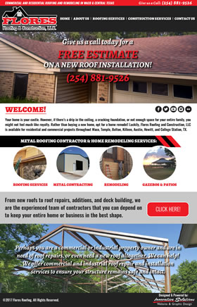 Flores Roofing - Waco, Texas