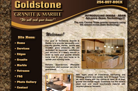 Goldstone Granite & Marble | Waco, Texas