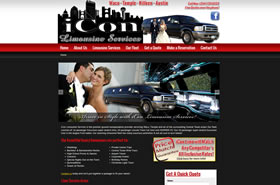 iCon Limousine Services | Waco, Texas