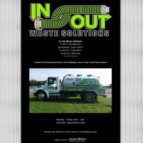 In-Out Waste Solutions - San Antonio, Texas