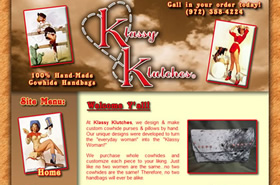 Klassy Klutches | Handmade Cowhide Handbags & Pillows