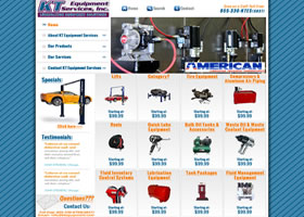 KT Equipment Services