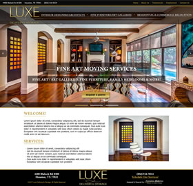 Luxe Moving Services - Houston, Texas