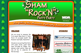 MDA Sham Rock'n Patty Party