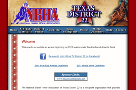 Texas NBHA District 22