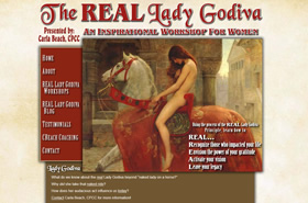 The REAL Lady Godiva