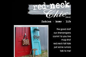 Red-Neck Chic