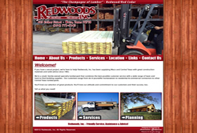 Redwoods, Inc. - Waco, Texas