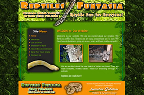 Reptiles Funtasia | Buy Pet Boas Online Today!