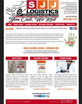 SJJ Logistics - Mobile Drug & Alcohol Testing, Waco, Texas