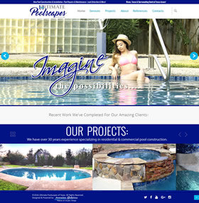 Ultimate Poolscapes of Texas, Inc. - Waco, Texas