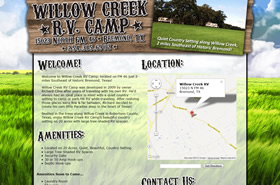 Willow Creek RV Camp - Bremond, TX